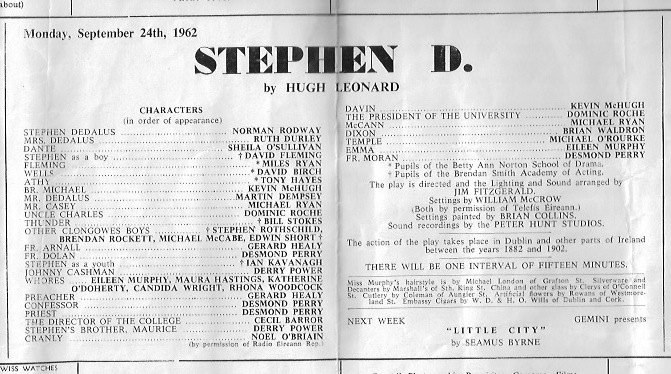 stephend1963cast