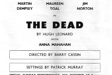The Dead cover prog